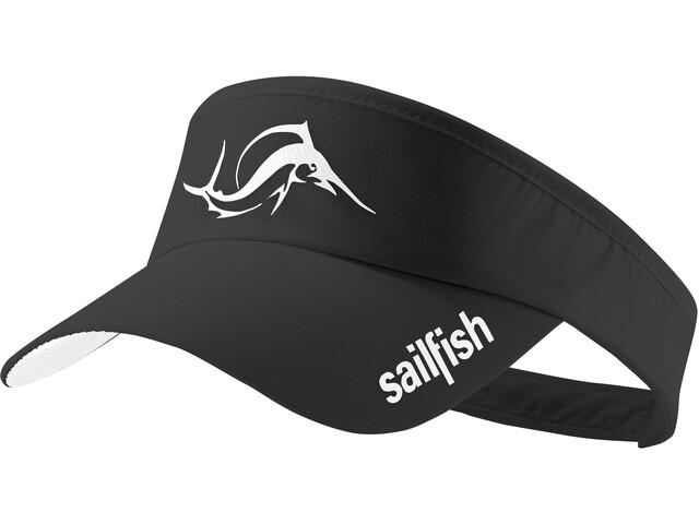 sailfish Visiera, black